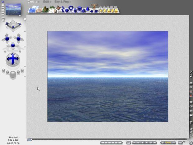 Bryce o melhor programa para design de ambientes 3d e for Programa para disenar ambientes 3d gratis