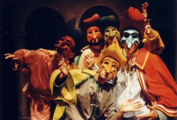 Resultado de imagem para commedia dell arte