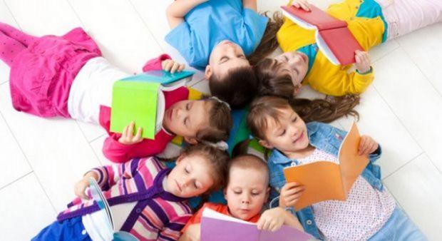 Reforço Escolar para crianças de 6 a 8 anos