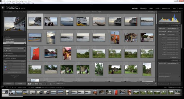 Lightroom 4
