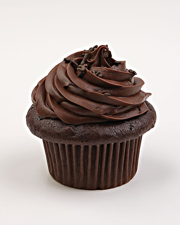 Cupcake de chocolate diet