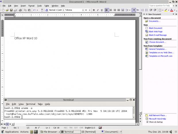 Como formatar documentos no Word XP