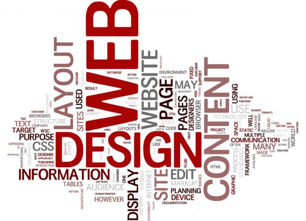 Princípio do Webdesign