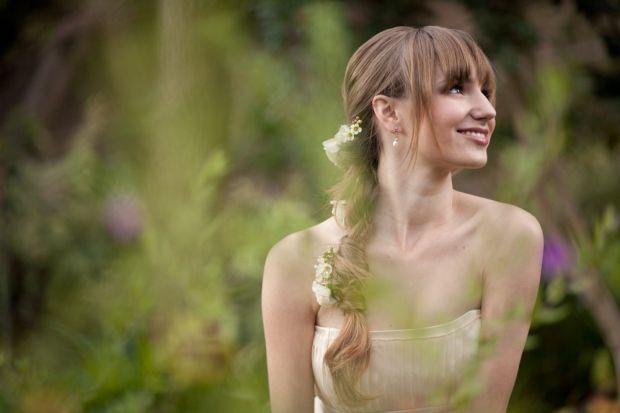 4 dicas de Penteados para Casamento no Campo