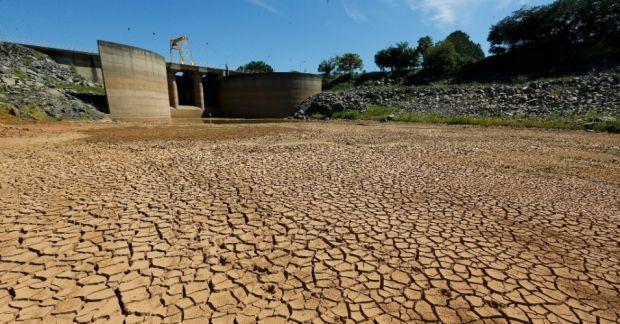 Estiagem e a seca nas represas brasileiras