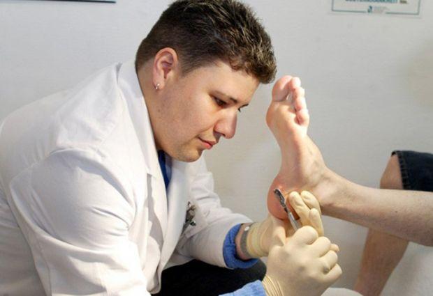 Técnicas do trabalho podológico
