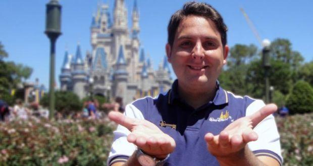 Atendimento Disney