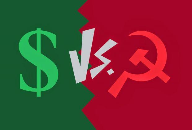 Capitalismo x Socialismo: a eterna batalha na Economia