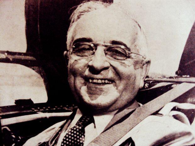 61 anos do suicídio de Getúlio Vargas
