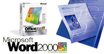 curso de word 2000...