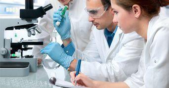 Clinica de exames laboratoriais