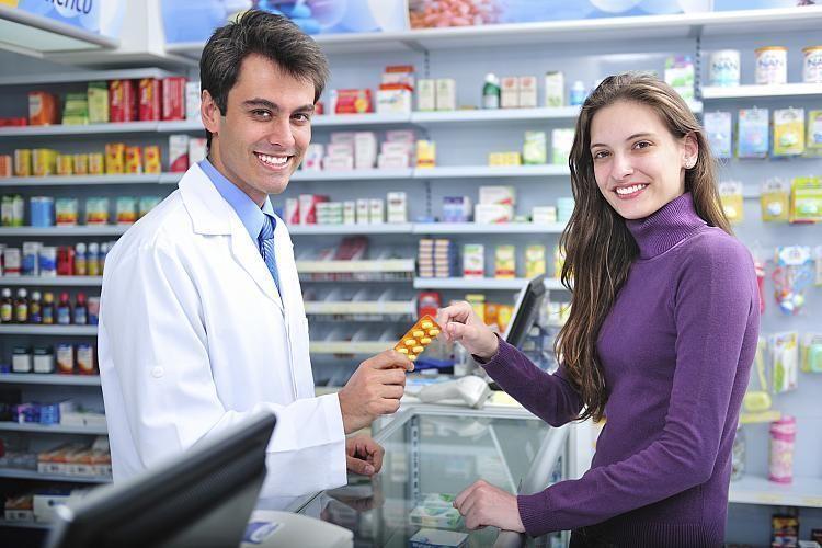 Curso - Balconista de Farmacia