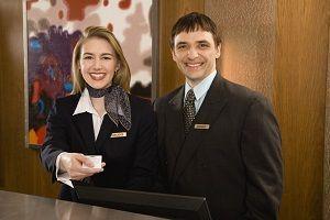 curso de gest�o hoteleira...