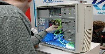 curso de manuten��o para usu�rios de computadores ...