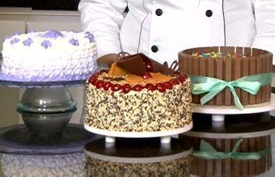 curso de bolos decorados...