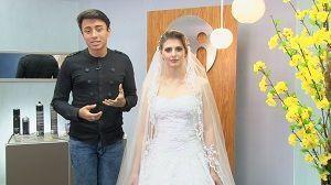 curso de penteados para noivas e festas...