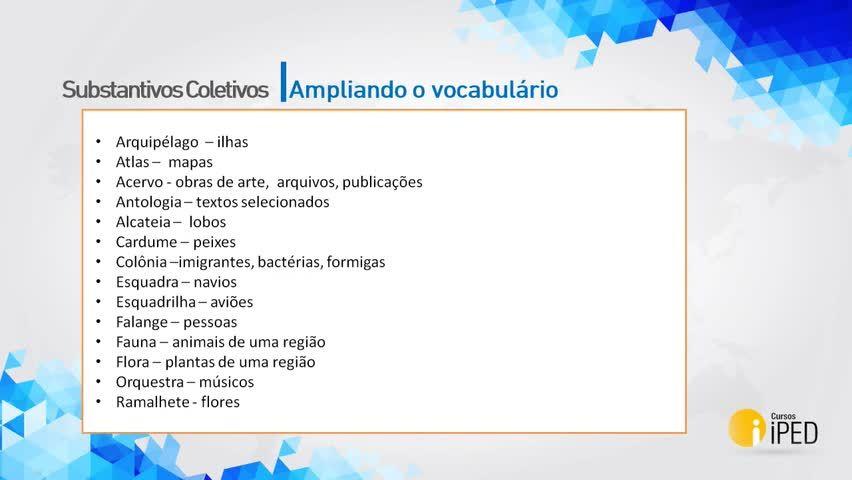 Curso de Português para o Enem