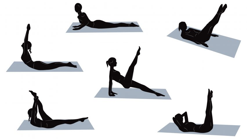Pilates Course in Practice