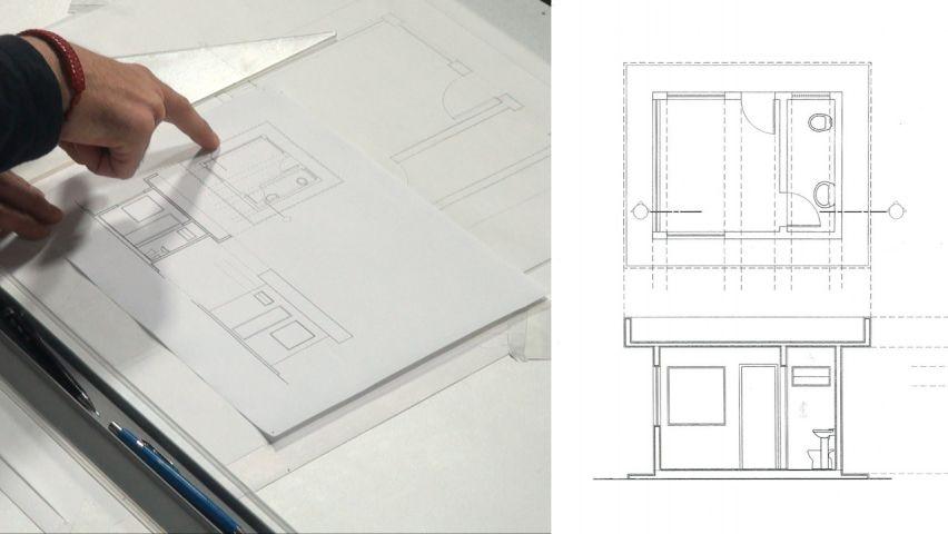 Curso de Desenho Arquitetônico
