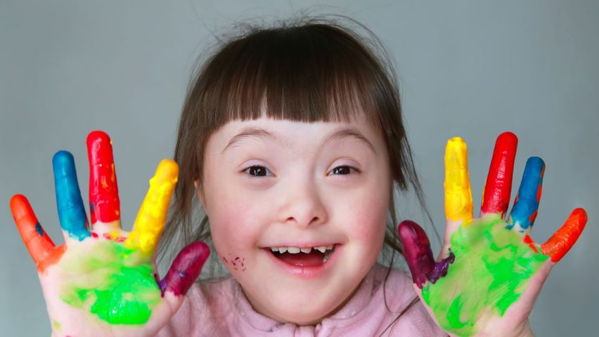 Down Syndrome Child Inclusion Course in Practice