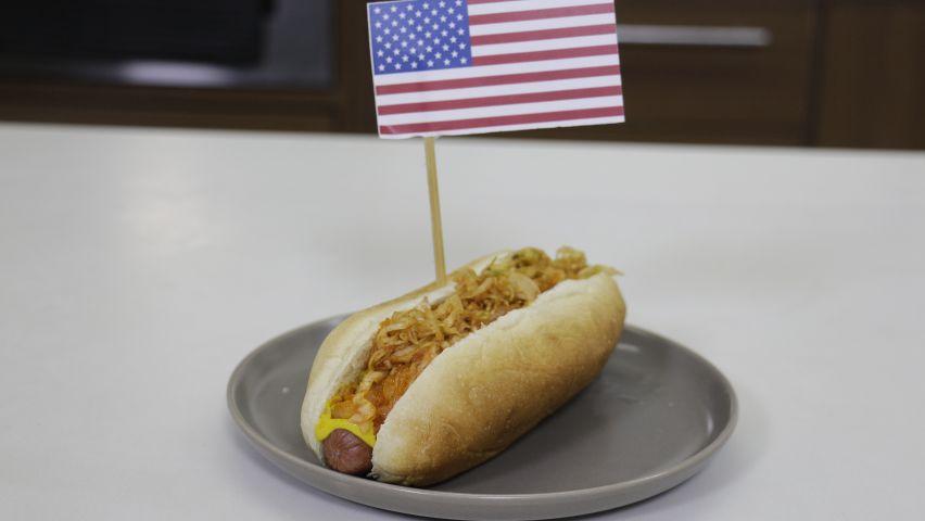 Curso de Culinária Americana