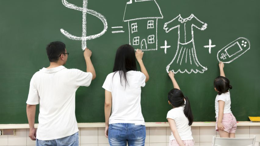 How to Organize Family Budgeting Course