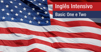 Inglês Intensivo - Basic One e Two