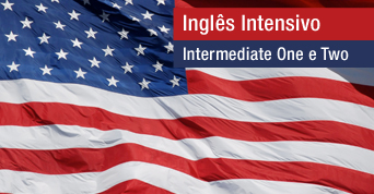 Inglês Intensivo - Intermediate One e Two