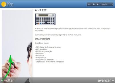 Curso de Matemática Financeira com HP 12C