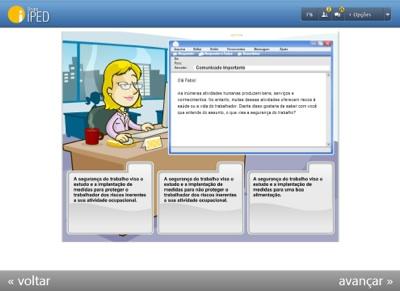 Cursos seguranca do trabalho online