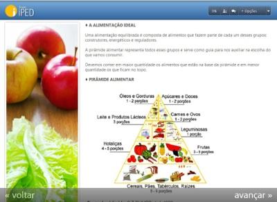 Curso de Educação Alimentar