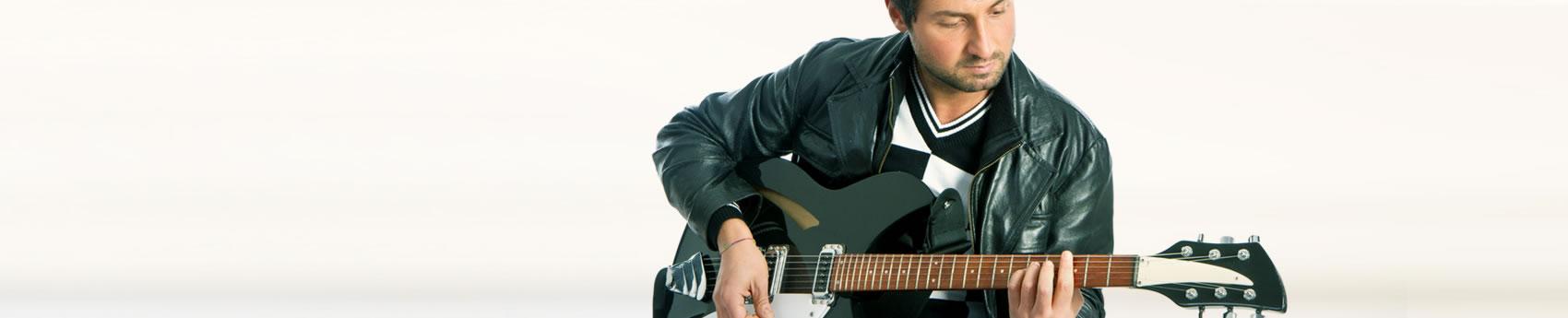 Curso de Guitarra Gospel Básico