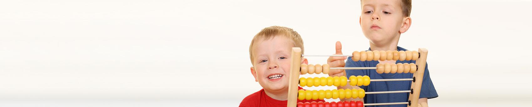 Curso de Matemática Infantil
