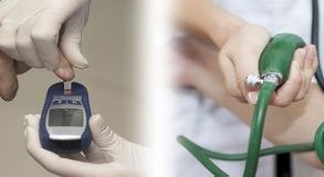 Nursing course in diabetes and hypertension
