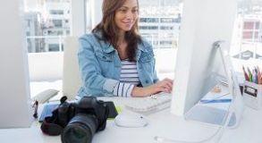 Melhores Cursos Online EAD com Certificado reconhecido Curso de Photoshop CC para Fotógrafos