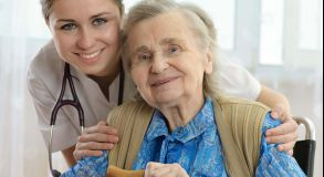Senior Caregiver Course in Practice