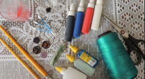 Curso de Artesanato: Baleiro e Quadros Decorativos