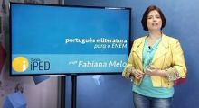 Ilustração - Curso de Português para o Enem