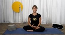 Ilustração - Curso de Yoga