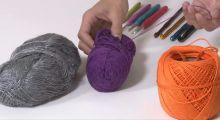 Ilustração - Curso de Crochê Básico