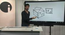 Ilustração - Curso de Desenho Arquitetônico