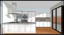 Ilustração - Curso de SketchUp para Arquitetura