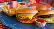 Ilustração - Curso de Culinária Americana