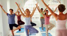 Ilustração - Curso de Yoga Básico