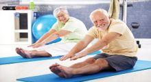 Ilustração - Curso de Atividade Física no Envelhecimento