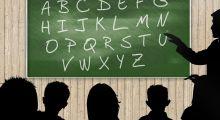 Ilustração - Curso de Alfabetização e Letramento