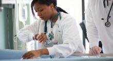 Ilustração - Curso de Introdução a Enfermagem no Trabalho