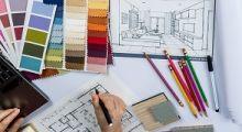 Ilustração - Curso de Decoração de Interiores