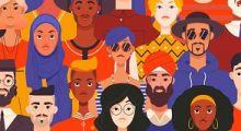 Ilustração - Curso de Diversidade nas Organizações
